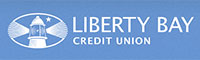 Liberty Bay Credit Union logo.