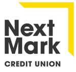 Next Mark Credit Union logo.